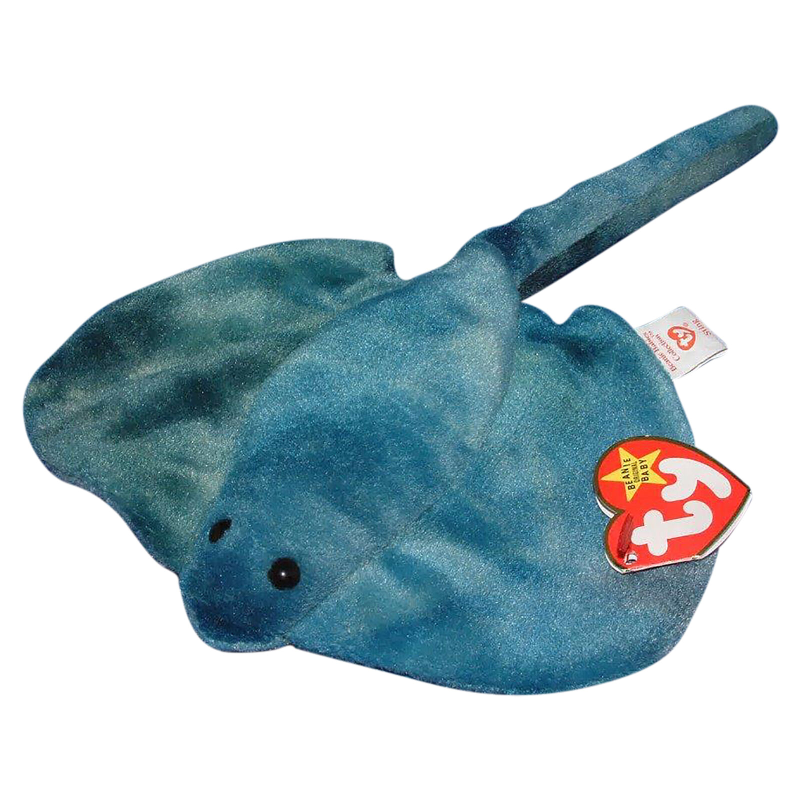 655e7952192 Sting Blue Stingray Ray 3rd Hang 2nd Tush Tag Generation Ty Beanie Baby  Fish for sale online