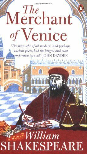 The Merchant of Venice (Penguin Shakespeare) By William Shakespeare, Peter Holl