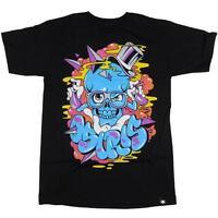 Osiris Top Hat S/s Black Men's T-shirt Sz. S M