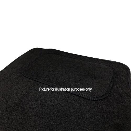Range Rover Sport 2014 onwards Black Fully Tailored Car Floor Mats Carpet Set
