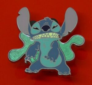 Used-2008-Disney-Enamel-Pin-Badge-Stitch-Character