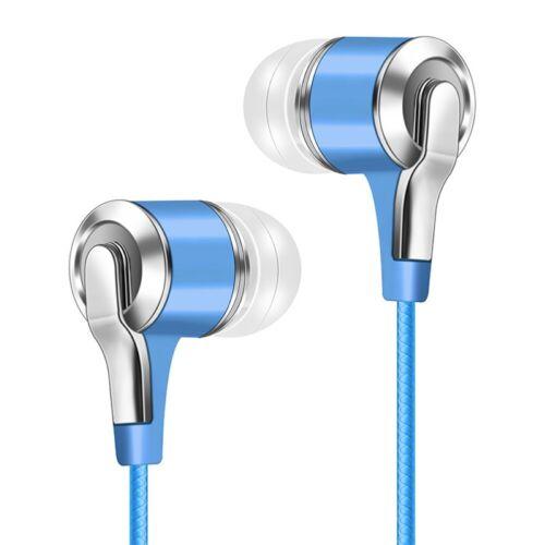 3,5-mm-HiFi-Bass-In-Ear-Telefon Kopfhörer Sport-Ohrhörer-Headset mit Mikrofon