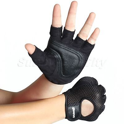 Gym Body Building Training Fitness Gloves Sports Weight Lifting Workout Exercise