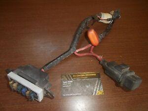 88 Honda Foreman TRX350 TRX 350 D OEM Set Fuse Relay Module Harness  Electric Box   eBayeBay