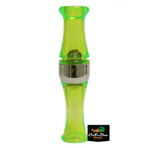 NEW-ZINK-CALLS-GREYLAG-GOOSE-INTERFERENCE-GREEN-POLY-CALL-6053