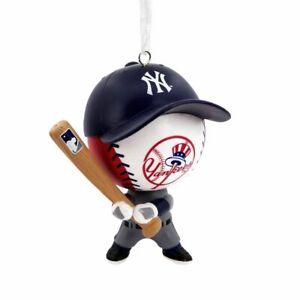 New York Yankees™ MLB Baseball Buddy Hallmark Christmas ...