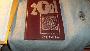 2001-WALLER-HIGH-SCHOOL-YEARBOOK-WALLER-TX-THE-BULLDOG