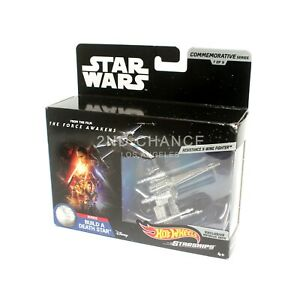 New-Star-Wars-Hot-Wheels-Starships-Commemorative-Series-Resistance-X-Wing-Fighte