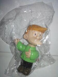 """Felipe figure NEW """"Mafalda""""PVC/Rubber Quino, 2003 Marukatsu (Spain).Very rare"""