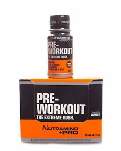 nutramino pre workout