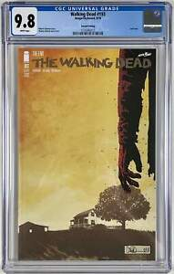 Walking Dead #193 2nd Printing Variant CGC 9.8