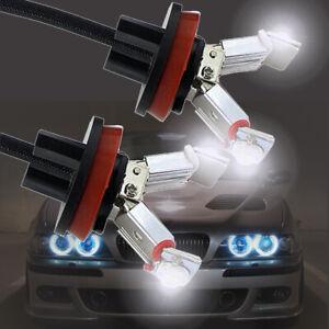 H8 LED Angel Eyes Standlicht Für BMW E60 E61 E70 E82 LCI E90 E91 E92 E93 X5 X6