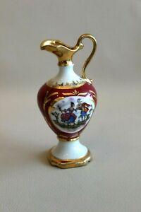 Petite Carafe Pichet En Porcelaine De Limoges 13 Cm Hpr8wi8a-08003808-817515298