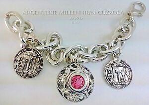 BRACCIALE-MONETE-MONETA-ARGENTO-KROTON-MAGNA-GRECIA-SILVER-COIN-BRACELET-GREECE