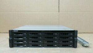 QNAP TS-1679U-RP 72TB (8x3TB 8x6TB WD) 16 Bay Red Rackmount NAS Network Storage
