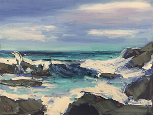 KOOL-PACIFIC-2019-Original-Expression-Seascape-Surf-Art-Painting-9x12-022119-KEN