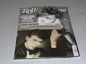 Rolling-Stone-OKTOBER-2017-Heft-inc-CD-amp-incl-DAVID-BOWIE-7-034-Vinyl-Single
