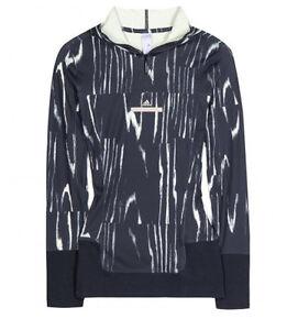 M61161 Très Petit Capuche Frost ~ Ls Noir Stella Adidas Pr Mccartney rodBWxeC