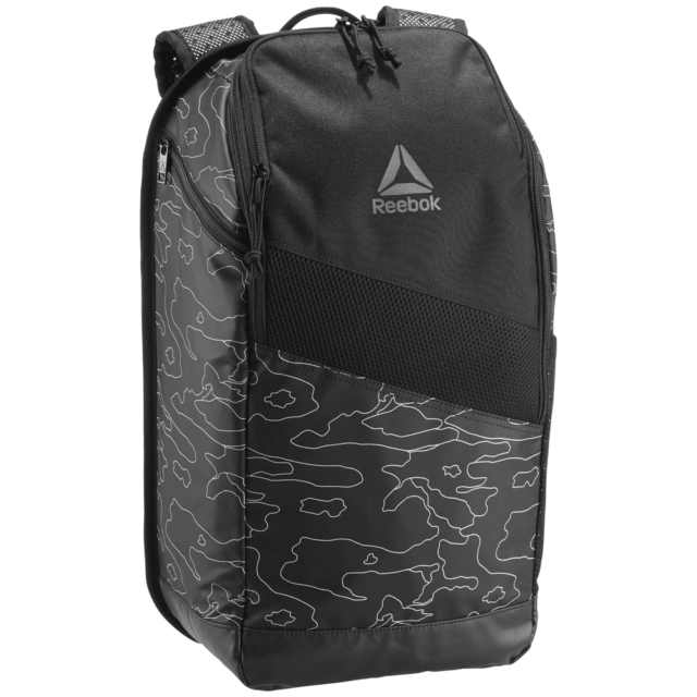 Reebok Men Act Enh Gr BP 24l Backpack Black One for sale online