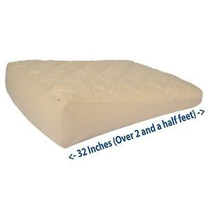 Buy Acid Reflux Wedge Pillow Inflatable With Custom Fitted Cover For