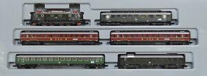 Maerklin-81434-Z-Nachtschnellzug-BR-E-18-der-DB-NEU-OVP-S