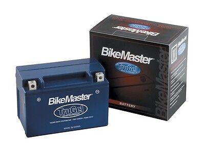 TruGel Gel Motorcycle Battery By BikeMaster 1981 1982 Honda CB900F Super Sport