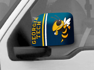 Georgia Tech Yellow Jackets Mirror Covers Perfect Gameday and Tailgating NCAA