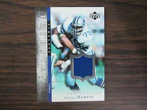 2002-Upper-Deck-Legends-Timless-Tributes-TTHM-Harvey-Martin-Jersey-Card-Cowboys