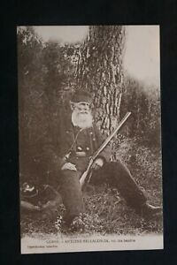 Postcard-Antique-Photo-Antoine-Bellacoscia-King-of-Bandits