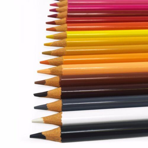 Giotto Elios Dreieckig Holz Gratis Farbstifte 24 Ausgewählte Farben