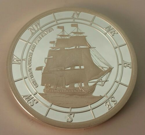 1 troy ounce pure silver w//gold plate. Silver Chief/'s birthday coin