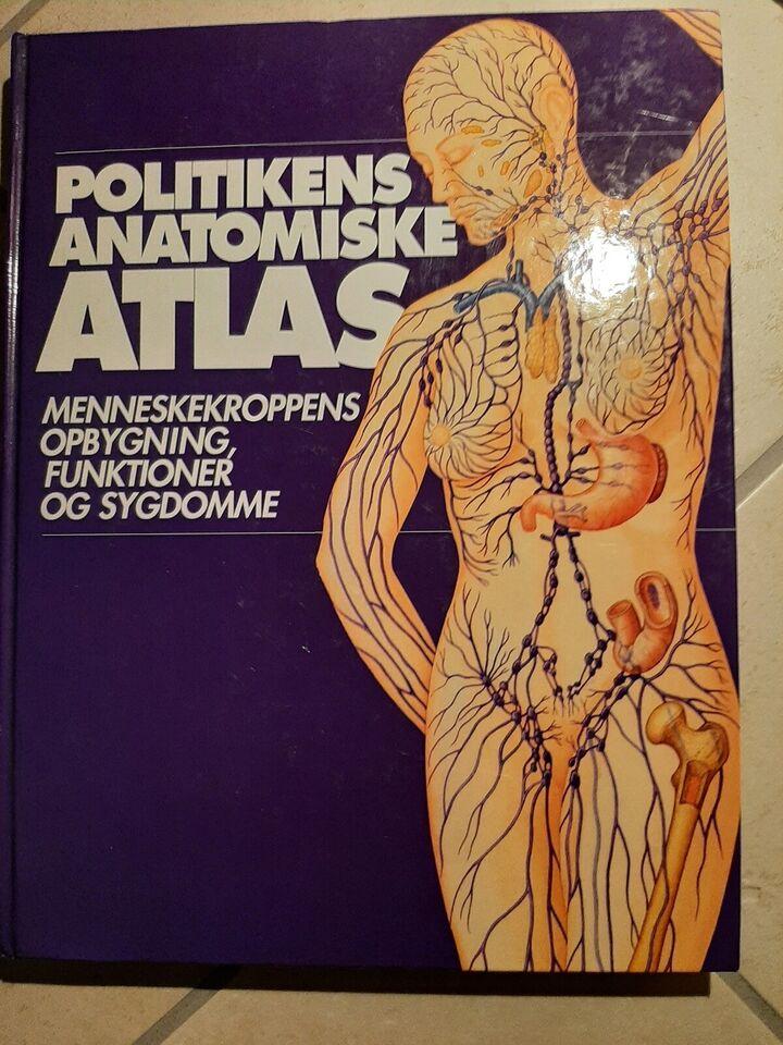 Politikens anatomiske atlas, Vibeke Manniche, emne: krop