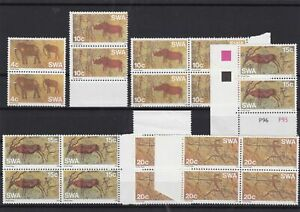 South West Africa mint never hinged Stamps Ref 14763