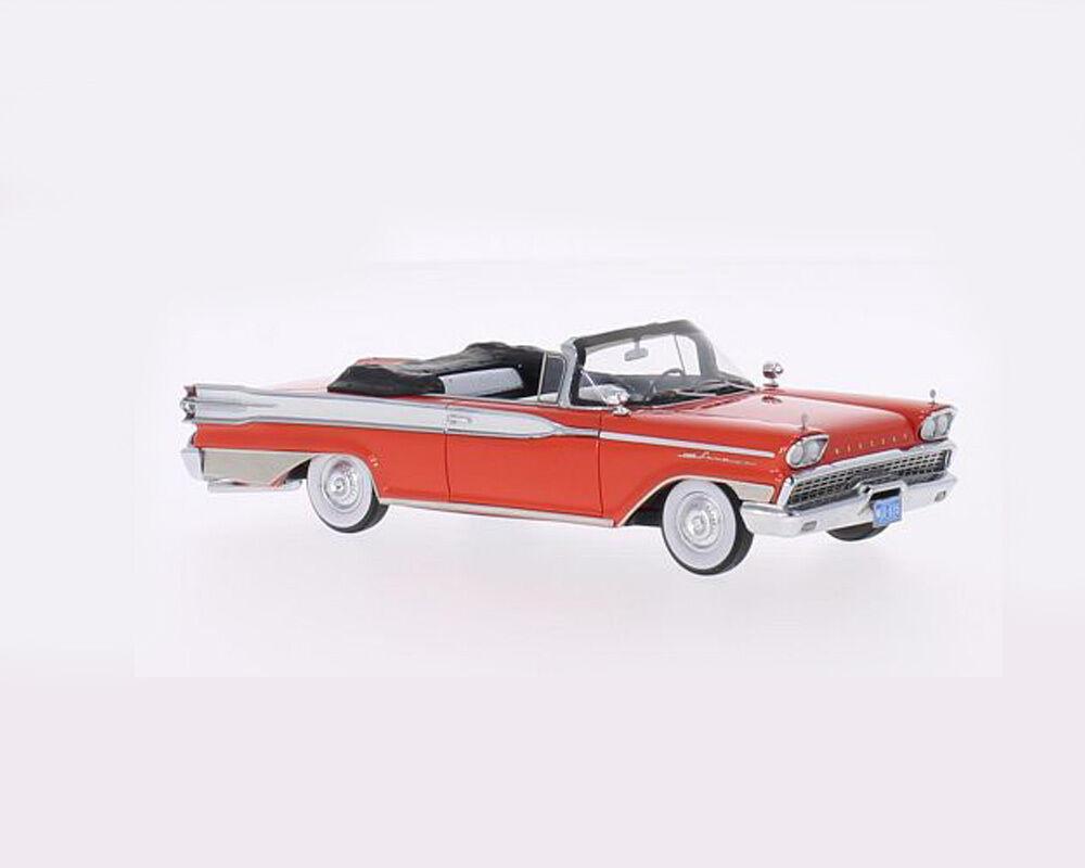 Quecksilber park lane cabrio (1959) 46095 harz - modell - auto