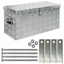 Truck Box Remorque Boîte à Outils Alu y compris matériel de montage D040 Trucky