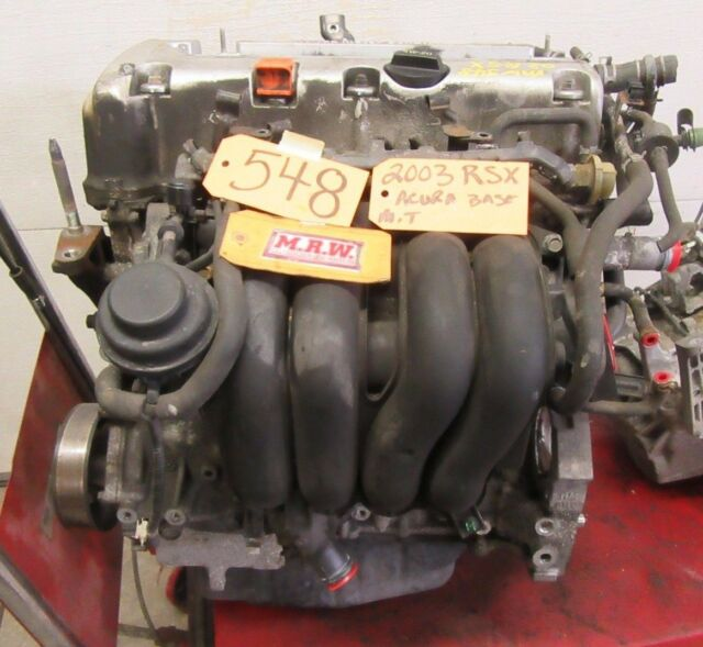 02 03 04 05 06 ACURA RSX 2.0L ENGINE MOTOR VIN 8 OR 6 FITS