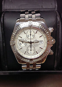35ff6907c68 Image is loading Breitling-Chronomat-Evolution-A13356-Box-amp-Papers-2007-