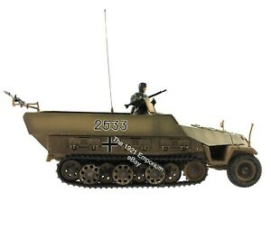 1-32-Unimax-Toys-Forces-of-Valor-WWII-German-Army-Hanomag-Sdkfz-251-Halftrack