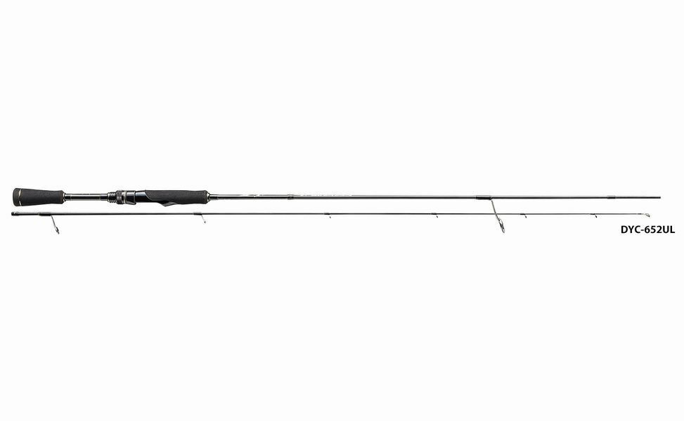 Major Craft Days Spinning MODEL 2PC DYS-632L Spinning Rod for Bass