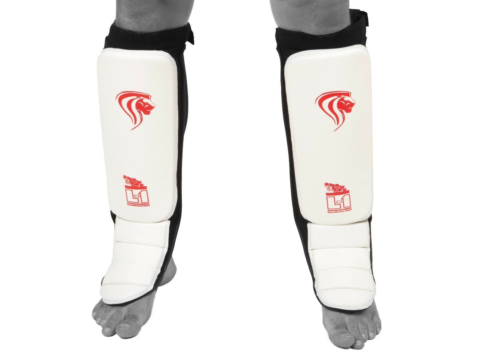 Boxing SPARRING Training SHIN GUARD Training  Fighting Lightweight shin S M  brand outlet