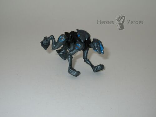 Figure Blue Halo Mega Bloks Set #DYT39 Promethean Crawler