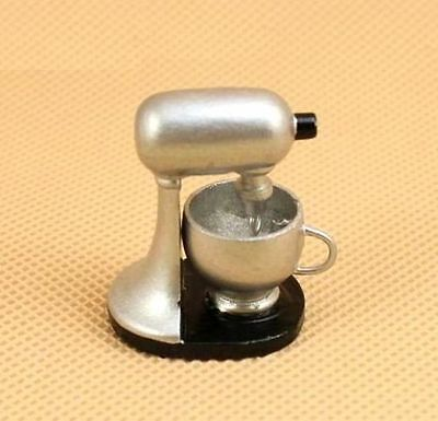 1:12 Scale Kitchen Chef Mixer Dollhouse Miniature Re-ment Doll Home Scene Gift ^