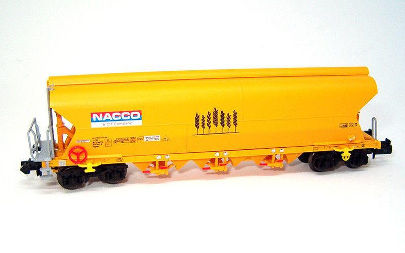 Nme 211602 Vagón de Silo de Granos Tagnpps Nacco Ep.vi Nueva Pista N