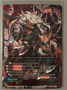 Details about FUTURE CARD BUDDYFIGHT DEMONIC DRAGON DEITY OF THE BLACK SUN  GAEN X2-BT01A BR
