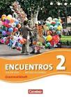 Encuentros 02. Grammatikheft von Jochen Schleyer (2011, Taschenbuch)