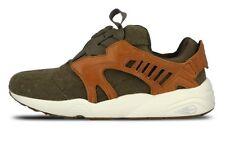 New Puma 358820-02 Disc Blaze Felt Green Men's Running Shoes Size 10.5 US