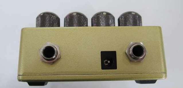 usado  ADN anagócico Gain Fxxker - - - Ⅱ Guitar Pedal de efectos de oro limitada 3ca13e