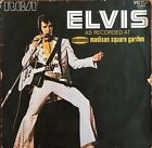 Elvis Presley - As Recorded At Madison Square Garden - 1972 - Vinyl 33T LP