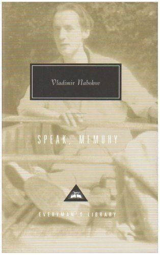 1 of 1 - Speak, Memory by Vladimir Nabokov (Hardback, 1999)
