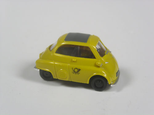 Wiking Werbemodell BMW Isetta Deutsche Bundespost TOP